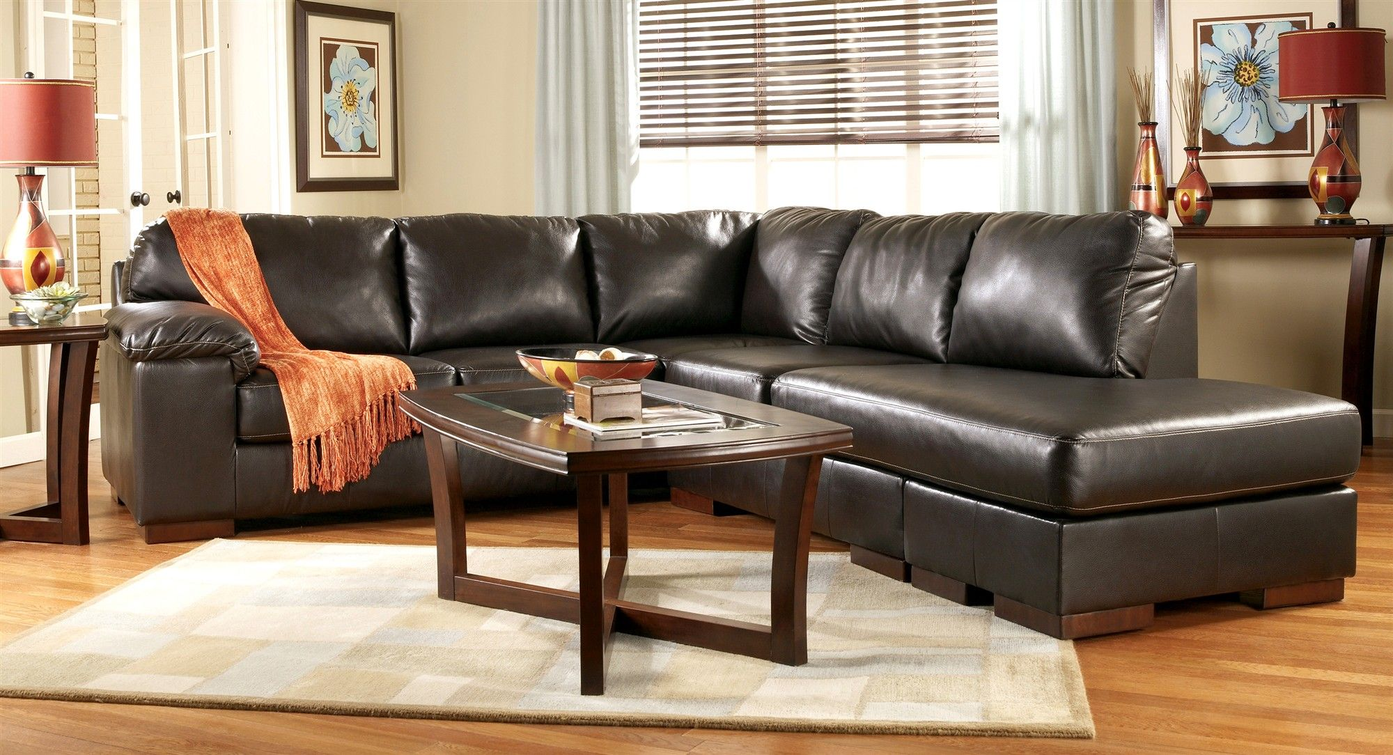 Best Living Room Wonderful Black And Brown Rooms With Black 640 x 480