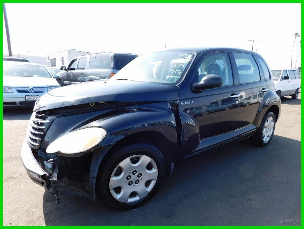 Pin By Car Auctions On Chrysler Chrysler Pt Cruiser Car Brands