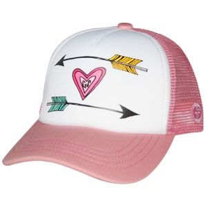 0d33f629c Grom Squad Girls Love Arrows Trucker Hat Pink | childhood | style ...