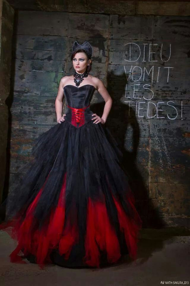 Stunner Of A Gown Black Wedding Dresses Wedding Dresses Unique Wedding Dresses