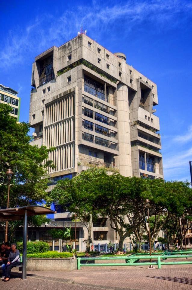 The Costa Rica Social Security Building Brutalist Buildings Brutalist Brutalist Architecture