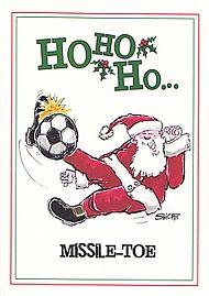 Soccer Christmas on Kids Soccer World