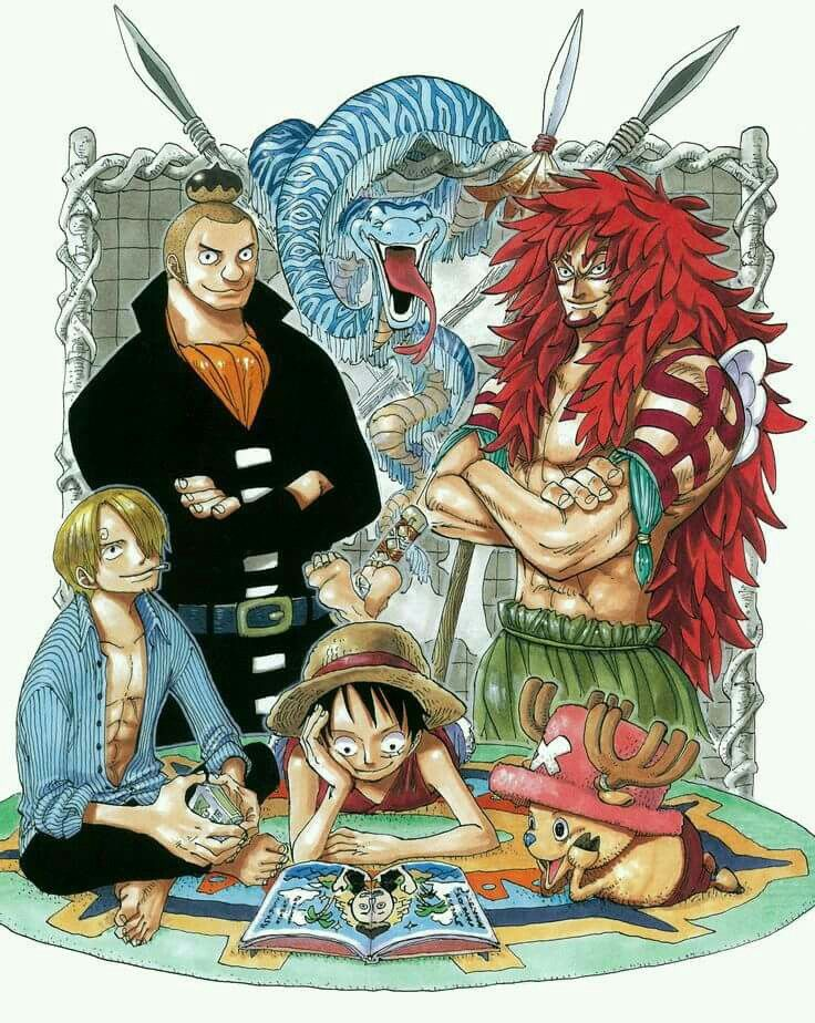 Bilder Von One Piece