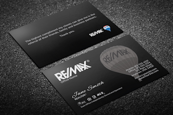 Remax Business Cards Free Shipping