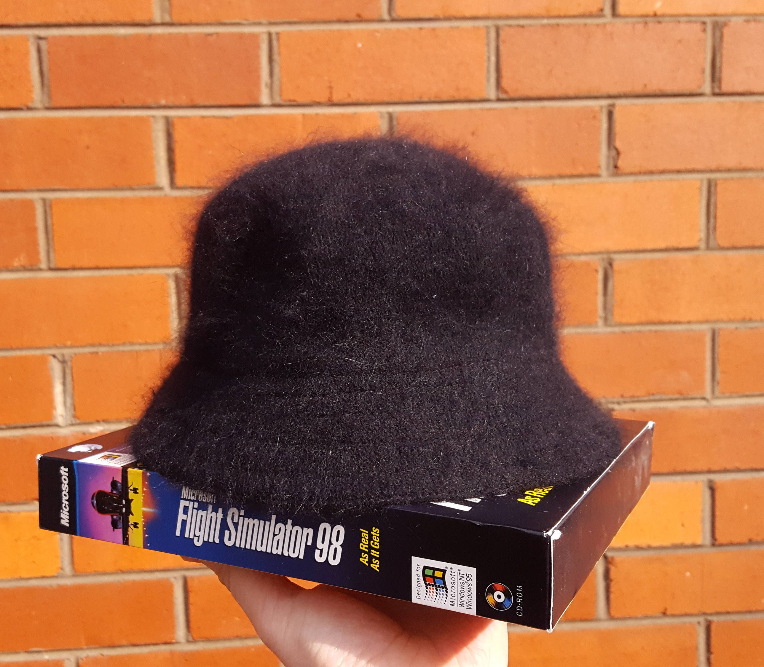 4a722eaa4b0 Vintage 90 s Hip Hop Bucket Hat