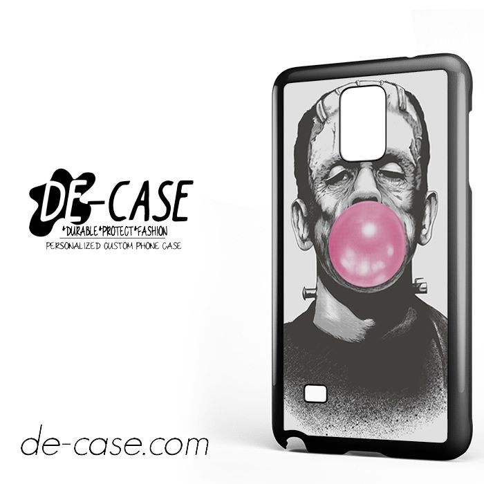 Frank Bubble For Samsung Galaxy Note 4 Case Phone Case Gift Present YO
