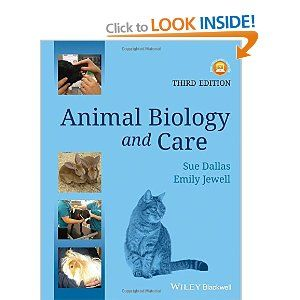 Animal Biology And Care Biology Vet Tech Animals