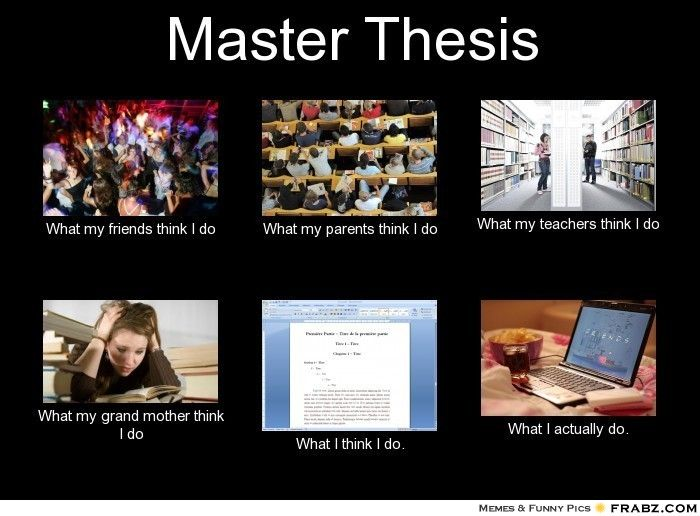 Category: Master Thesis Work