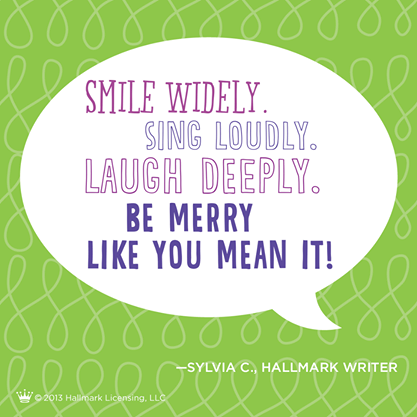 laugh and be merry Laugh and be merry, remember, better the world with a song, better the world with a blow in the teeth of a wrong laugh, for the time is brief, a thread the length of .