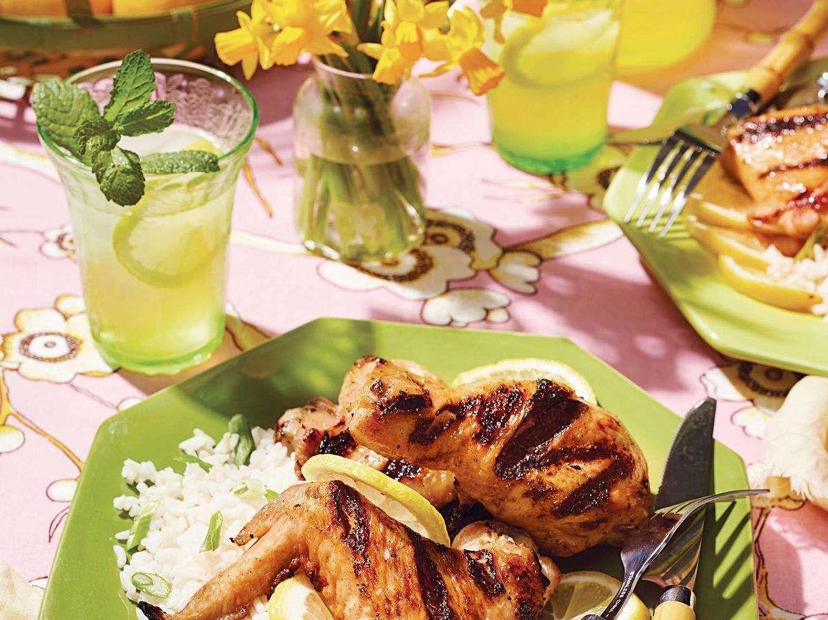 Pin by Geri Myers on Food & Wine Chicken, Citrus chicken