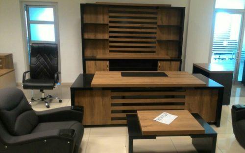Büromöbel Tisch Schrank Büro Komplett Set Design Möbel Preiswert ...