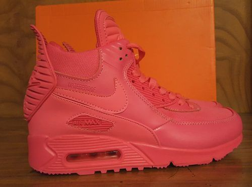 40ff19fb96b0e ... nike shoes on sale 8e182 dea4e  spain zapatillas botitas air max 90  fucsia mujer 2.54899 en mercado libre e5de5 1ef57