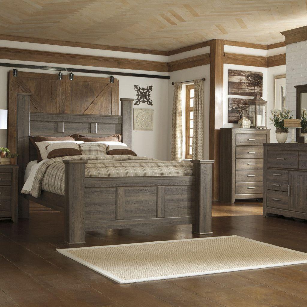 Juararo Bedroom Set Ashley Furniture Whole Set Around 12000