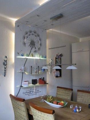 Schöne Essplatz-Nische mit Wand- und Deckenpaneelen    www1 - paneele kche gestalten