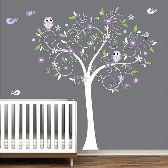 nursery wall decal!!!