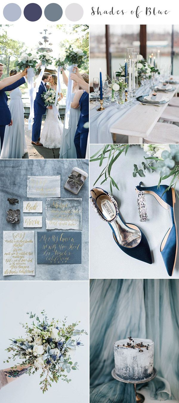 8 Best Navy Blue Wedding Color Ideas For 2020 Wedding Colors