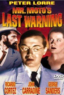 Watch Mr. Moto's Last Warning Full-Movie Streaming