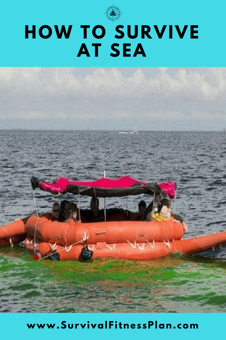 Sea Survival Skills How To Survive When Stranded At Sea Survival Skills Prepper Survival Survival