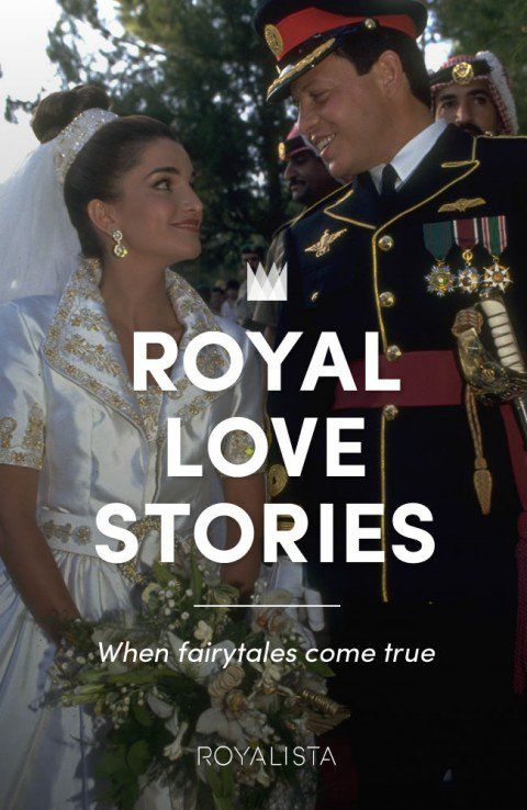 True royal love stories