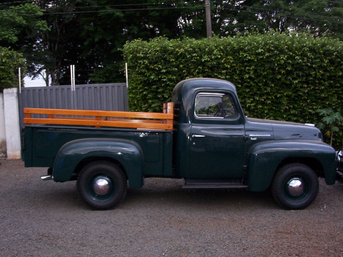 1955 ford f100 trucks for sale used cars on oodle autos post - 1954 International Truck International Harvester R Series Wikipedia The Free Encyclopedia