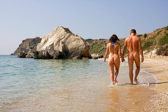 Wonderful naked world