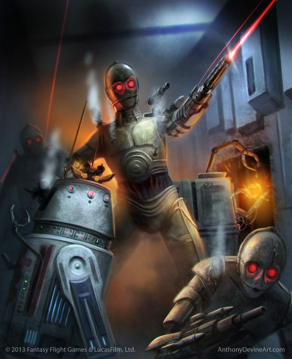 Age of Rebellion - Droids Activated by AnthonyDevine ...