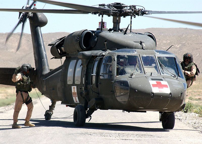 File:Medevac helicopter arrving at Gardez.jpg