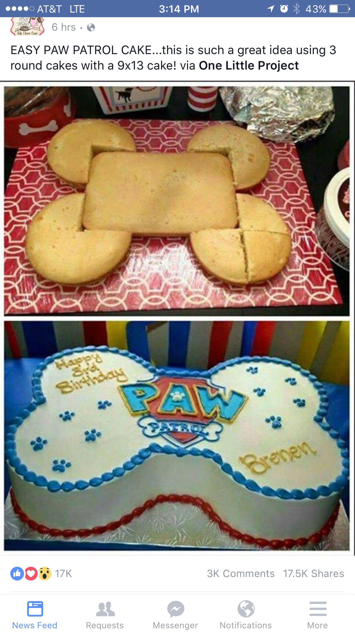 Paw Patrol Kai 5 Pinterest Paw Patrol Cake Paw
