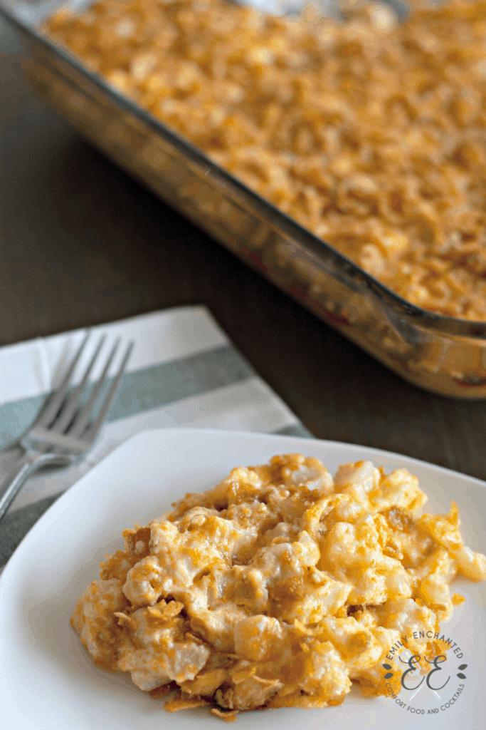 Funeral Potatoes Easy Potato Casserole Side Dish In 2020 Casserole Side Dishes Easy Casserole Recipes Favorite Recipes Dinner