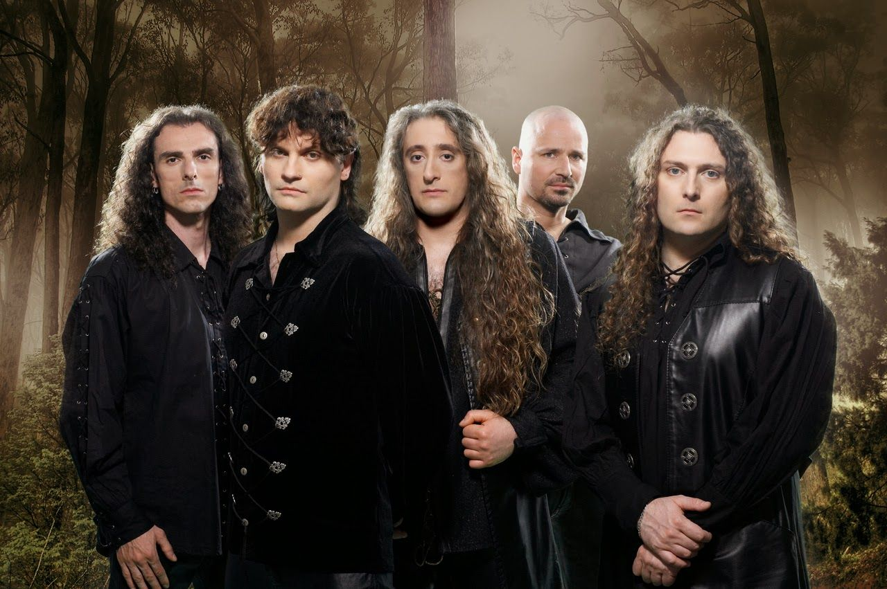 "Rhapsody of Fire - Nuovo video ""Dark Wings Of Steel"""