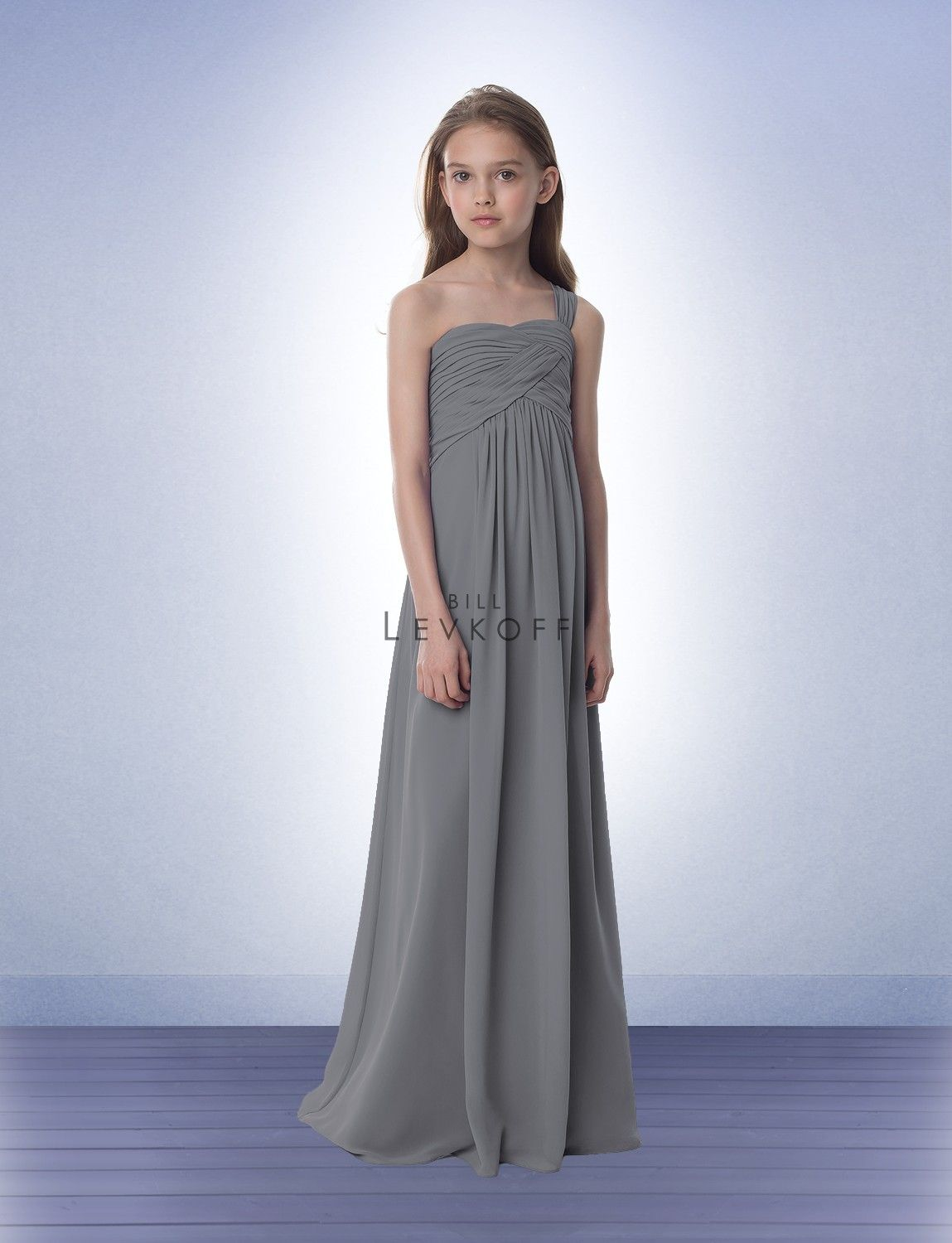 17075cc8f2 Junior Bridesmaids Style 73602 - Flower Girl And Junior Bridesmaids by Bill  Levkoff