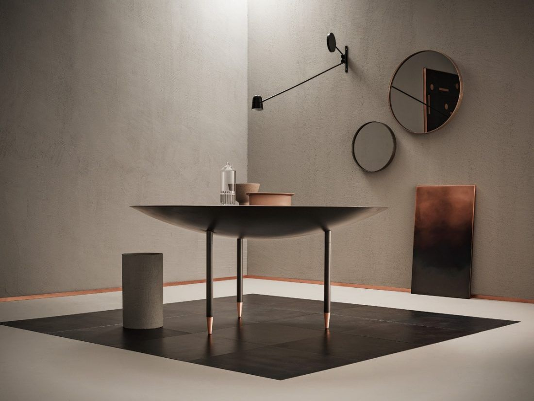 De Castelli Hard Couture The Pursuit Of An Elegant Contemporary Designers Furniture Da Vinci Lifestyle Contemporary Furniture Design Italian Furniture Brands Lifestyle Furniture