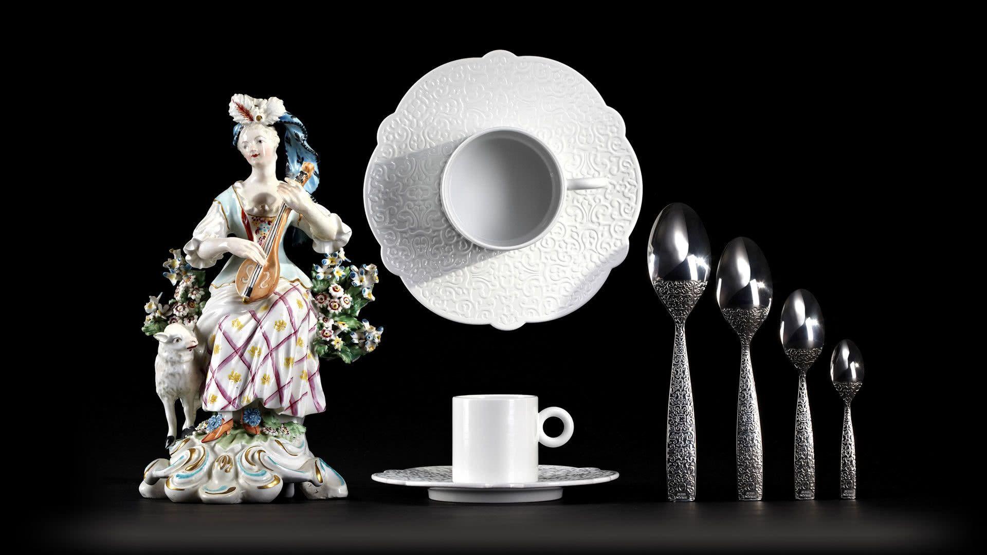 Spencer Leather Porcelain