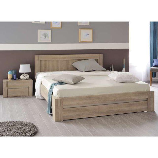 Ensemble Lit Avec Tiroir Valia Bed Design