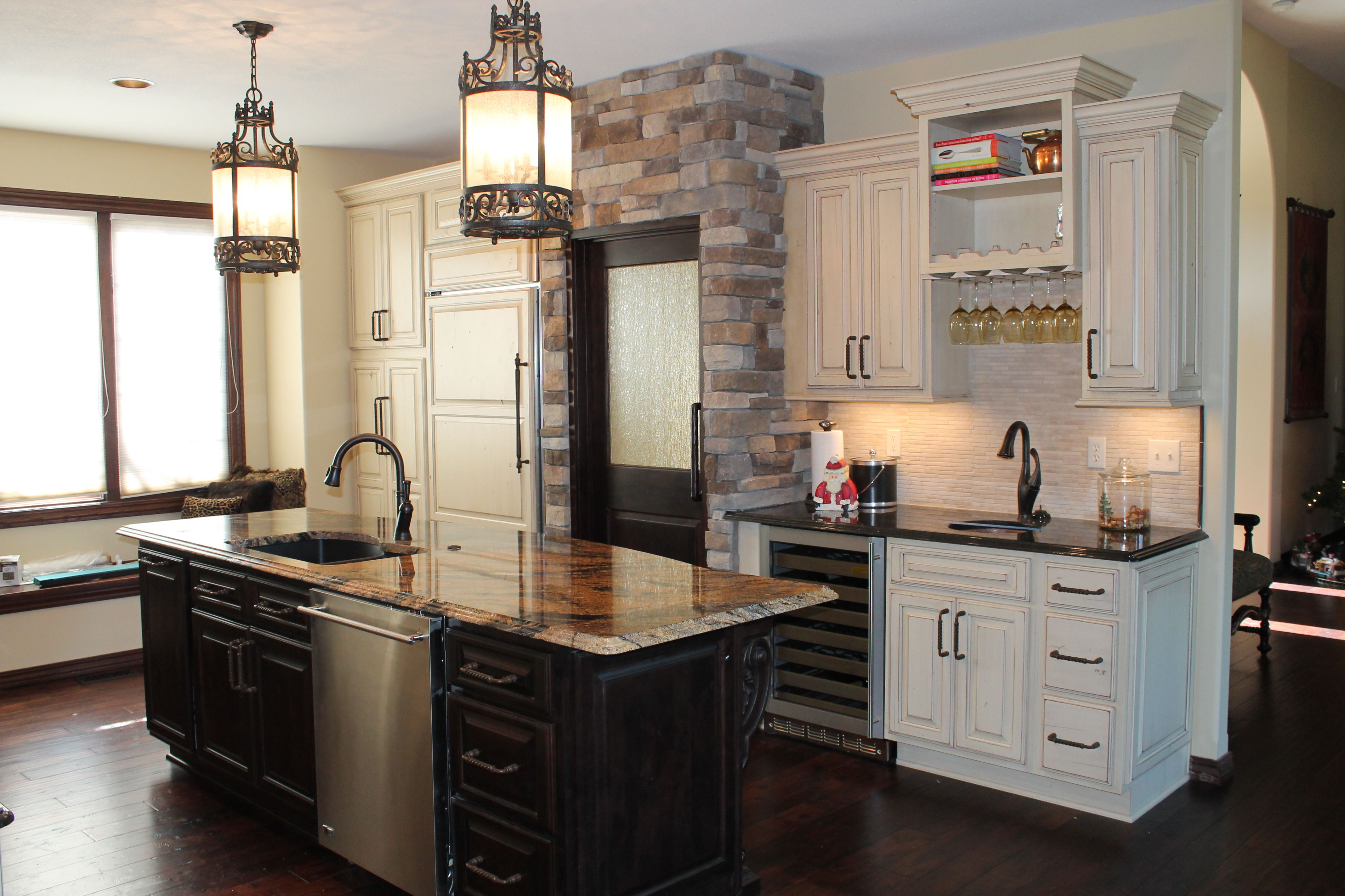 Kitchen project designed by Design Source Interiors. Here ...
