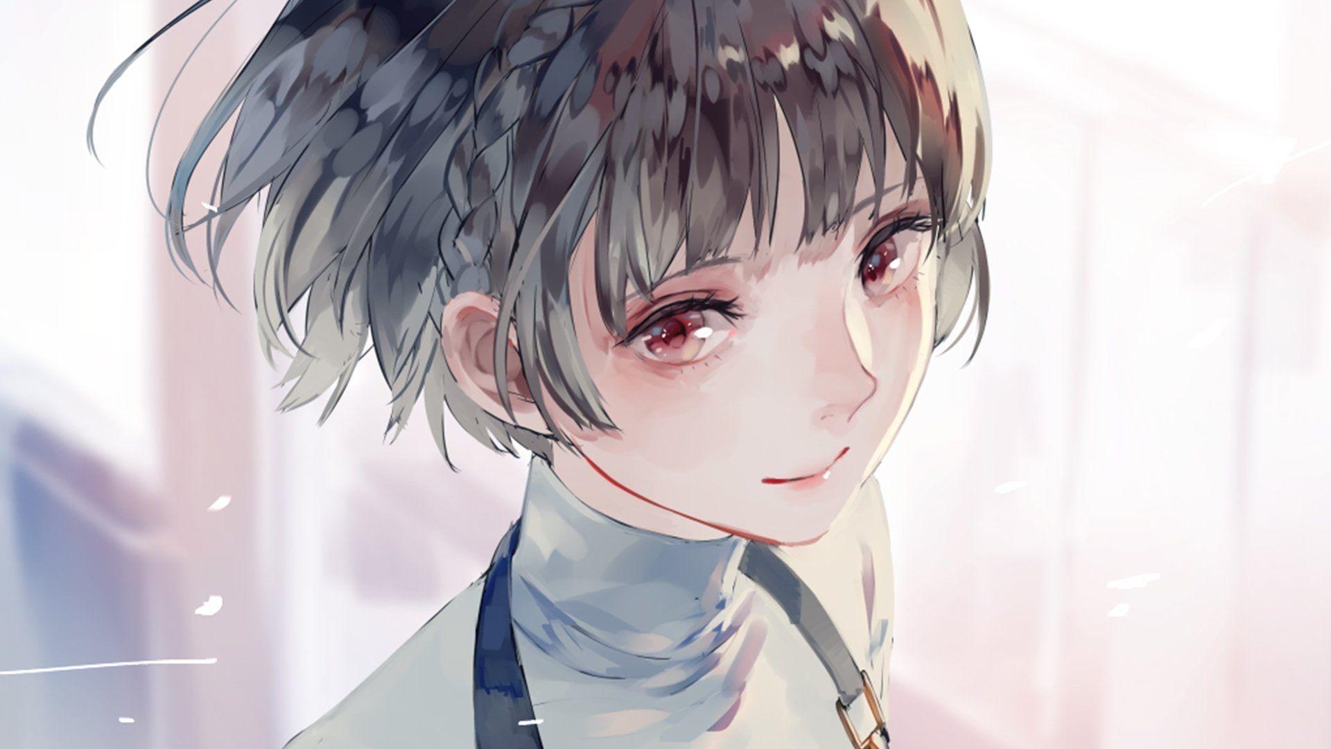 Persona Persona 5 Anime Makoto Niijima Video Game 1080p Wallpaper Hdwallpaper Desktop Makoto Niijima Persona 5 Persona 5 Makoto