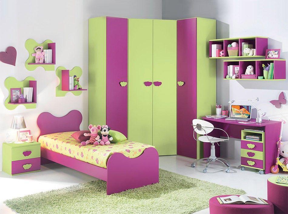 European Kids Bedroom Set Vv G055 Www Umodstyle Com Modern