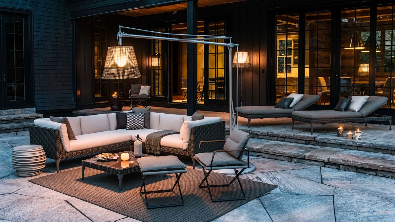 loungemobel garten terrasse – usblife, Gartengerate ideen