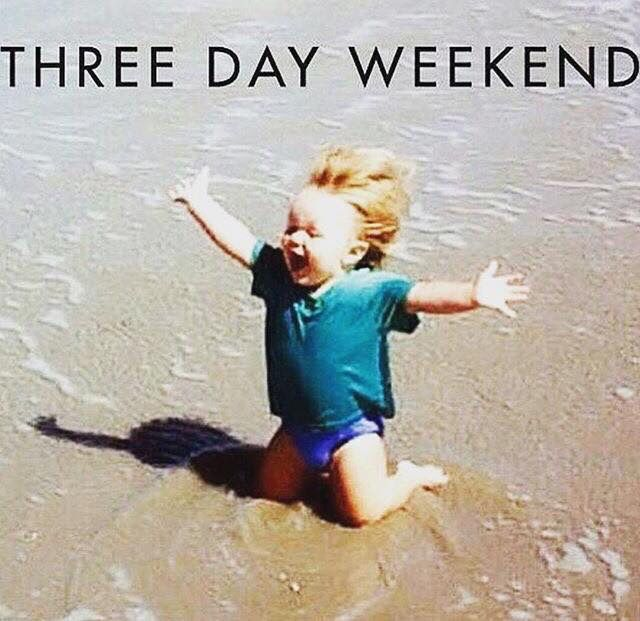 A teacher\'s face when... there is a 3-day weekend. | Funny ...
