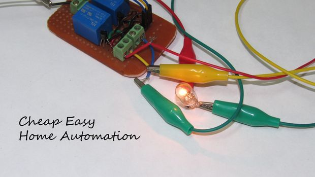 How to Make a Cheap Home Automation System | Arduino and Tech