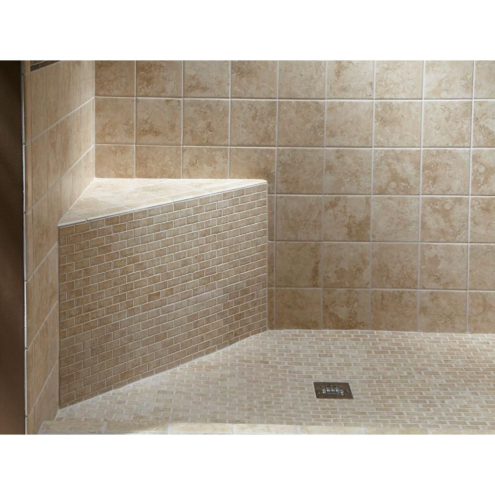 Custom Building Products 18 In X 20 In Shower Installation