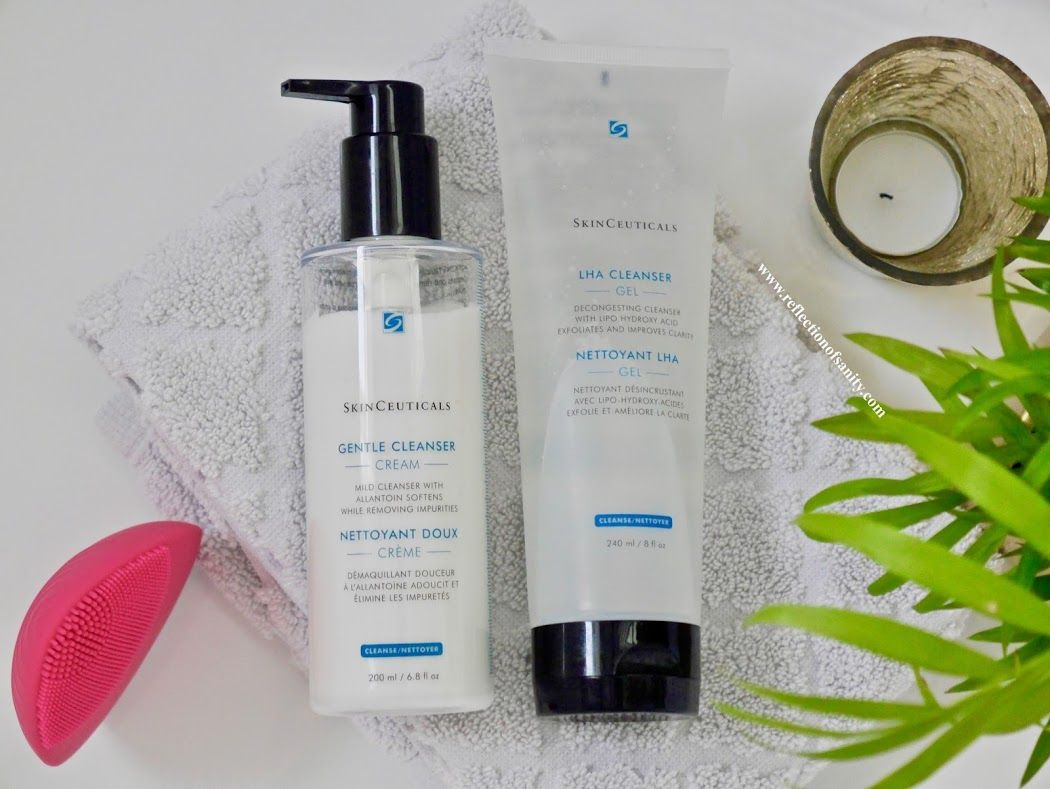 skinceuticals cream cleanser