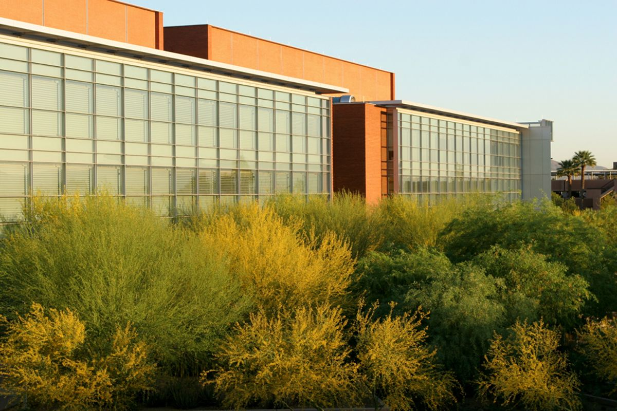 Architecture · Gould Evans   Arizona State University Biodesign Institute
