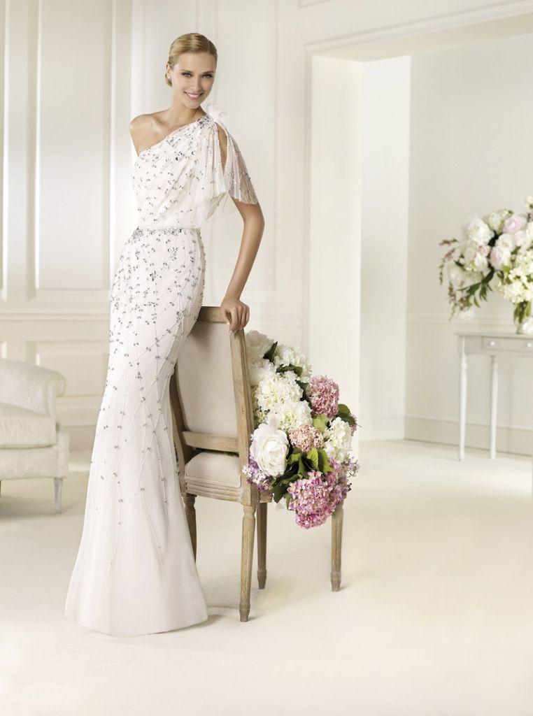 2013 Wedding Trend: Embellishment - Bella