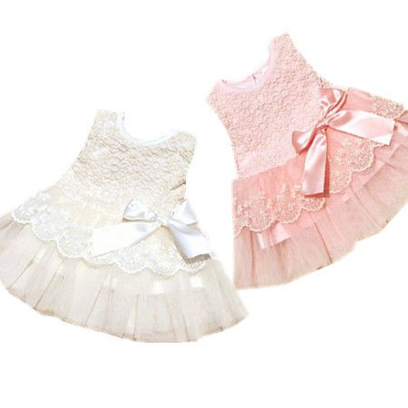 60cb5c562730 Summer white party   baptism   birthday dress for newborn   infant baby  girl 1 year old 0067 US  13.65