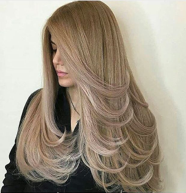 Your Hair Is Like Make Up Its The Way You Prepare Your Look Awsome Long Hair Styles Layered Haircuts Long Layered Haircuts
