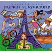Putumayo Kids French Playground CD