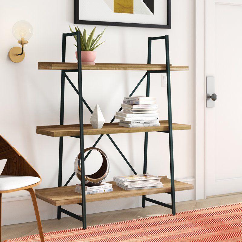 Champney Etagere Bookcase Etagere Bookcase Bookcase Home Decor