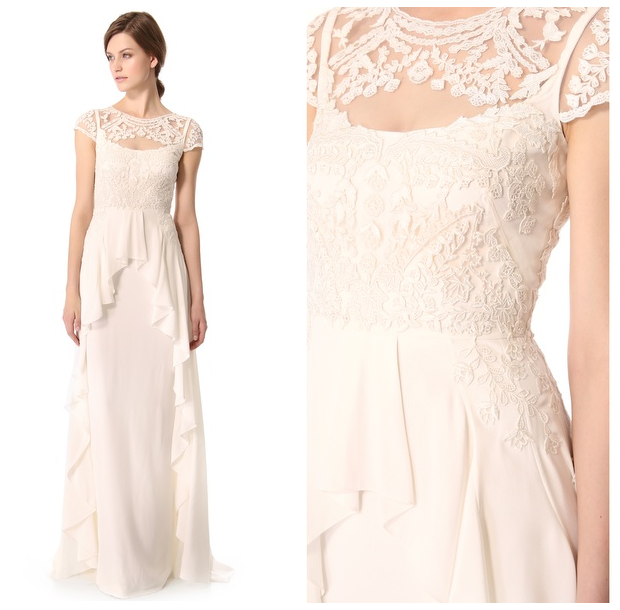 Temperley london bluebell wedding dress from shopbop for Temperley london wedding dress sale