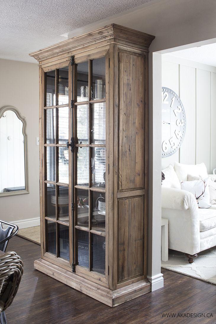 Living Room Divider Door